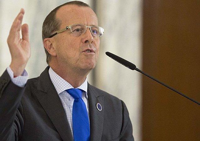 联合国利比亚支助特派团负责人马丁·科布勒