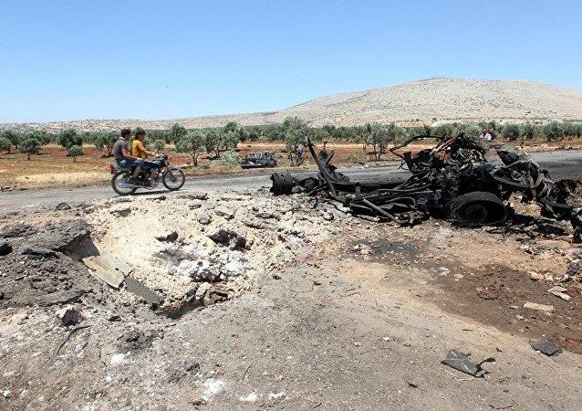 媒体:利比亚空军已将基地组织一名准将消灭