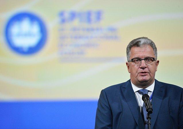 俄罗斯副总理兼政府办公厅主任谢尔盖∙普里霍季科