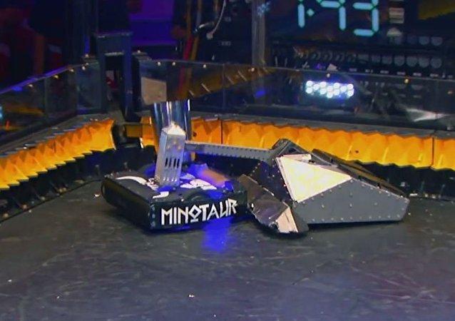 Minotaur VS Blacksmith