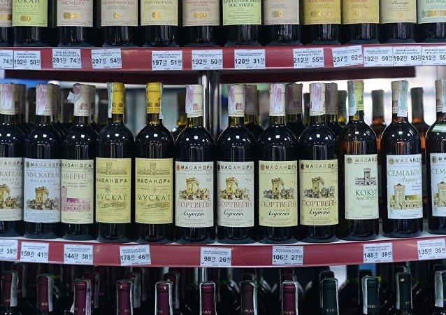 马桑德拉牌红酒