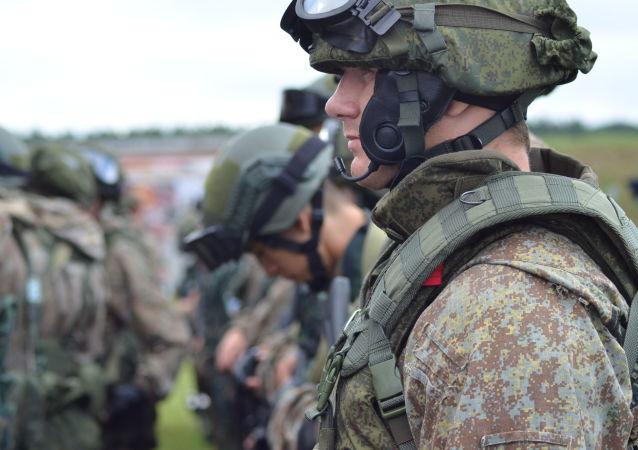 普京总统令:俄罗斯国家近卫军将与军队和边防军共同抗击进攻与侵略