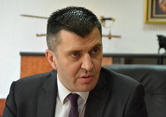 塞尔维亚国防部长乔尔杰维奇