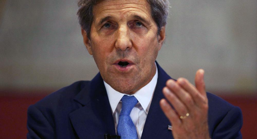 美国务卿:中国最终将取代美国成为世界最强大国家