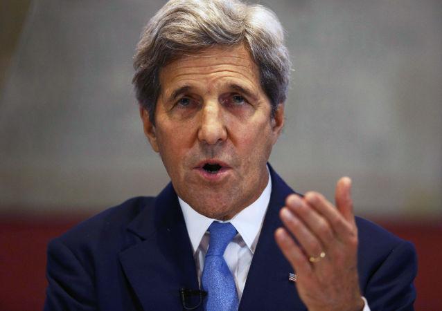 美国务卿:伊朗在履行自己的核协议义务