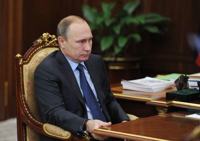 普京:俄联邦继续推行免费教育和免费医疗