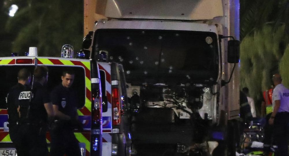 媒体:尼斯恐怖袭击罪犯多年看心理医生