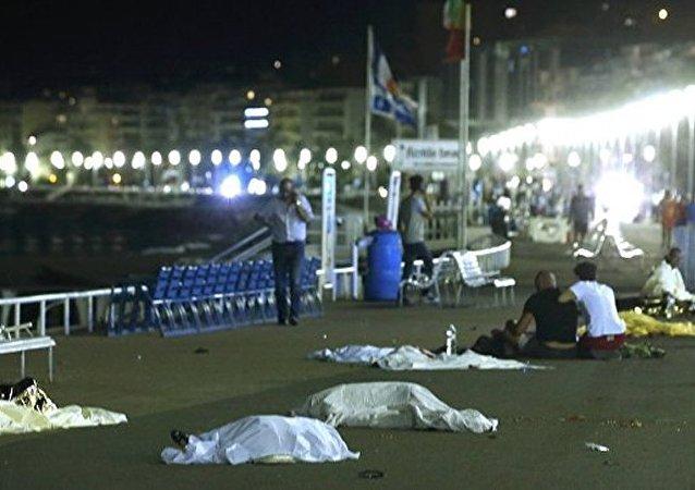 """""""伊斯兰国""""宣布对尼斯恐袭负责"""