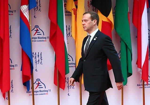 俄總理在烏蘭巴托