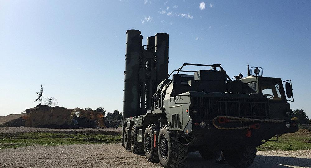 美国务卿:美国向土耳其推荐能够替代俄S-400的防空导弹系统