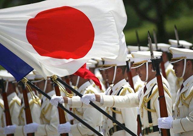 日本自卫队(资料图片)
