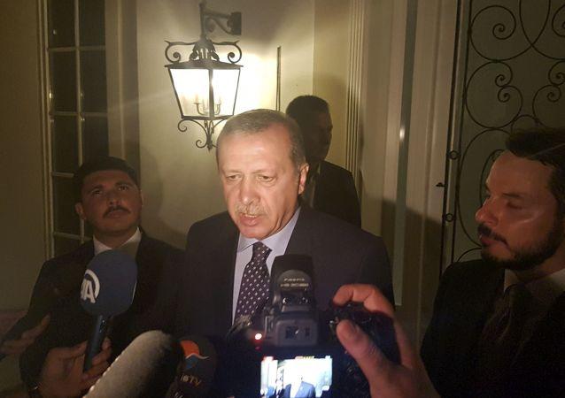 埃尔多安称不能推迟对政变参与者的死刑