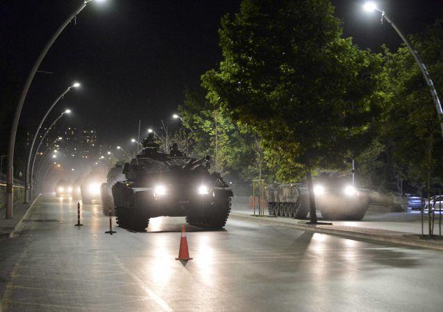 土耳其议员:破坏莫斯科和安卡拉的关系是土耳其政变的目标之一