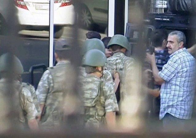 土耳其财政部约1500人因涉嫌与葛兰有联系而被免职