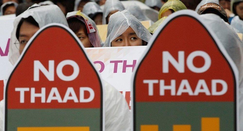韩联社:韩国将推动WTO审议中国反萨德经济措施