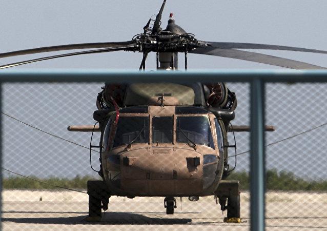 土耳其直升机