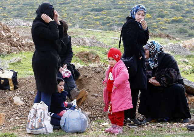 敘利亞女人/資料圖片/