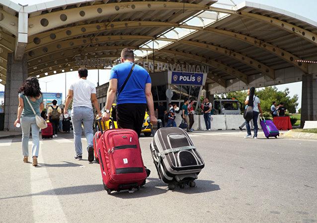 伊斯坦布尔萨比哈·格克琴国际机场