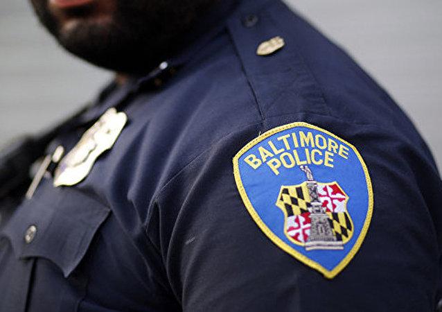 美国巴尔的摩市劫持人质5个半小时的匪徒已逮捕
