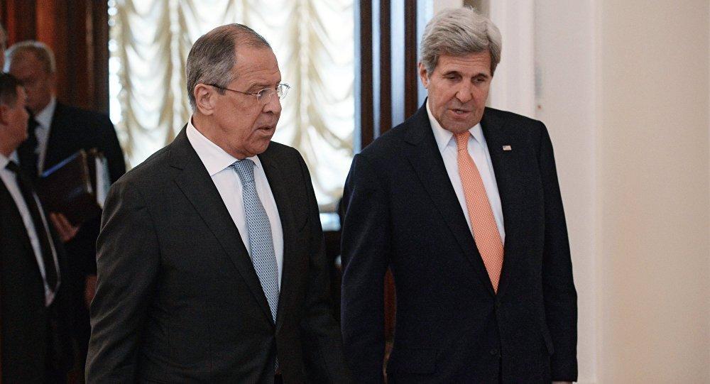 俄副外长:正在筹备拉夫罗夫和克里的罗马会晤