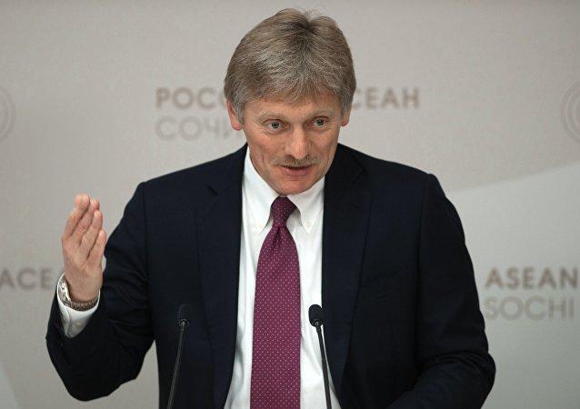 俄总统新闻秘书