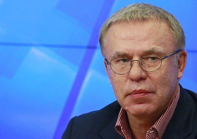 俄议员:世界反兴奋剂机构报告无新内容 禁止俄代表团参赛需充分理由