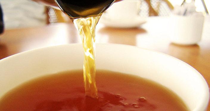 研究:在微波炉加煮茶能让茶更有益处