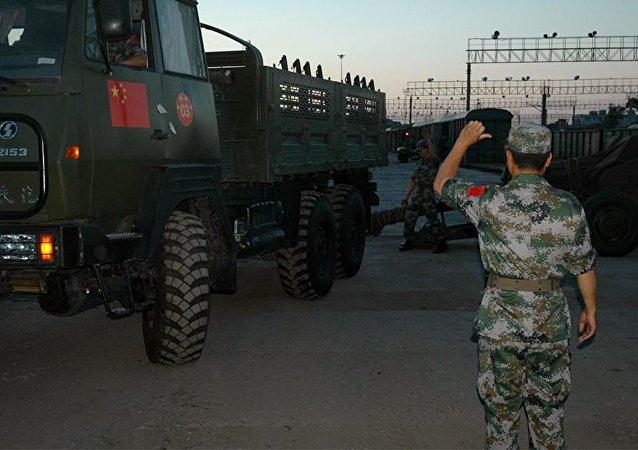 中国军事工程装备
