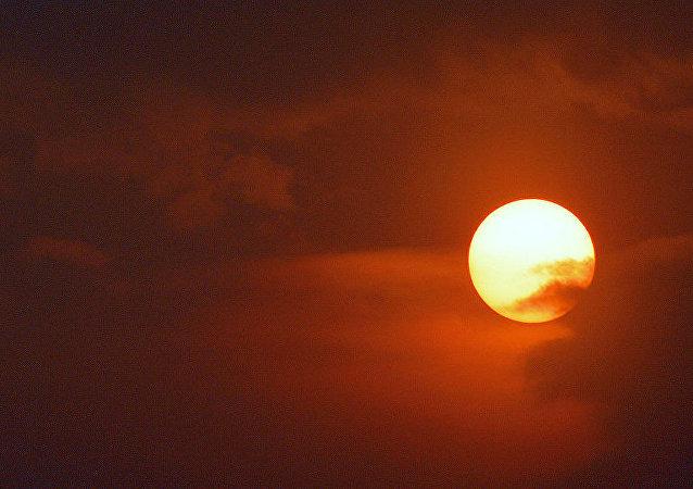 科威特气温打破世界高温记录