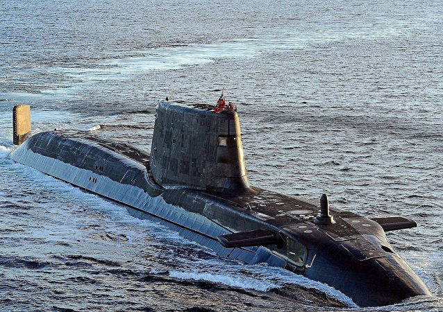 Ambush号核潜艇