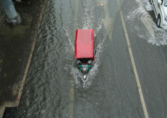 湖南省强降雨导致直接经济损失近200亿元人民币