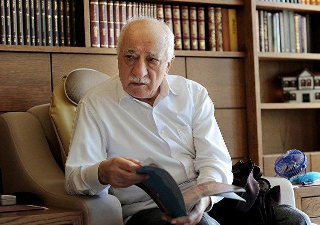 媒体:土耳其内政部和司法部部长拟访美讨论引渡葛兰可能性