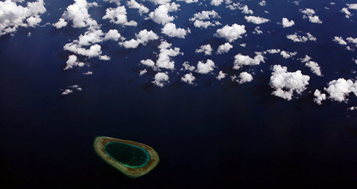 媒体:菲律宾总统有意在南海争议岛屿上升起该国国旗