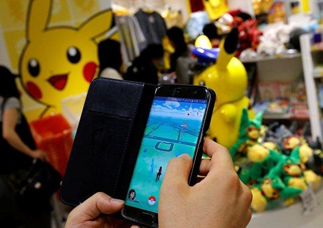 Pokemon公司主页在日因请求过多而无法访问