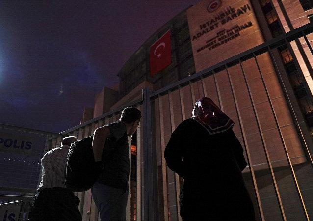 土耳其政变