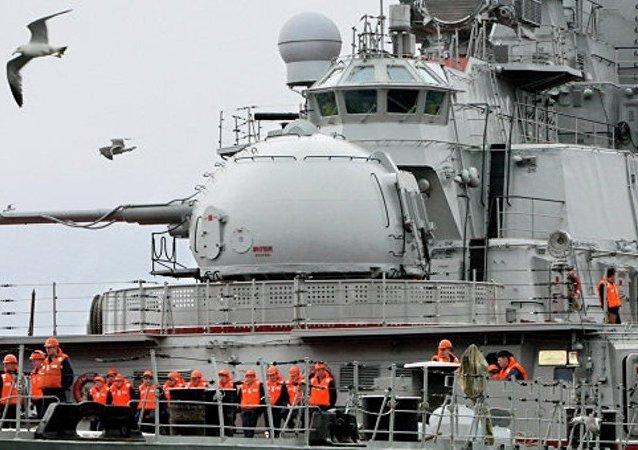 《国家地理》杂志讲述美国惧怕的俄罗斯军舰