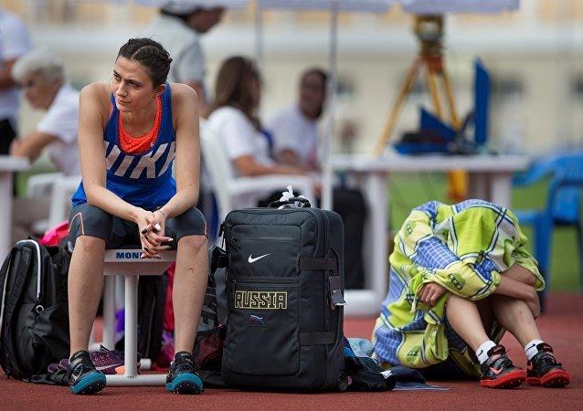运动员:禁赛是对俄罗斯体育的强力打压