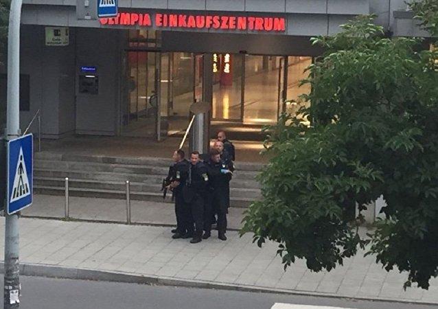 德国慕尼黑警方