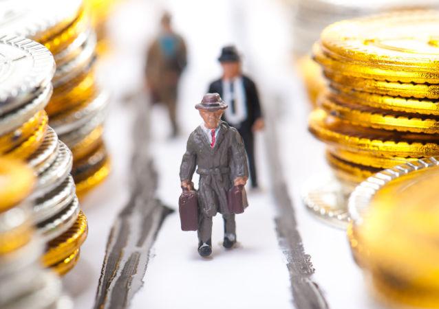 1%的富人掌握着全球82%的财富