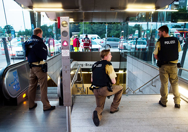 专家:慕尼黑枪击事件是欧盟无远见的移民政策导致的后果