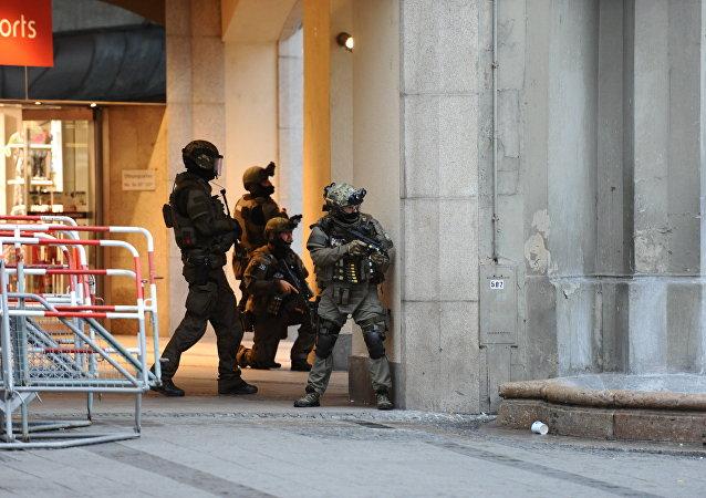 慕尼黑枪击事件罪犯为一名18岁的伊朗人