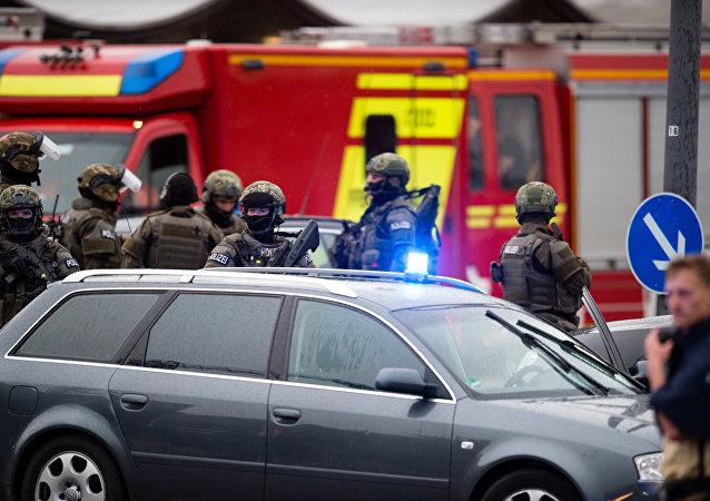 警方:慕尼黑特别行动仍在继续 尚无有关遇害者和枪击者的具体信息