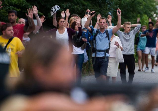 慕尼黑警察局长:周五的慕尼黑事件与移民问题毫无关系