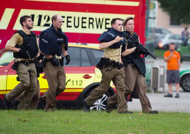 普京就慕尼黑悲剧向德国及巴伐利亚总理致慰问电