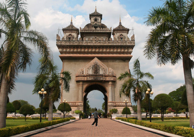 老挝首都万象
