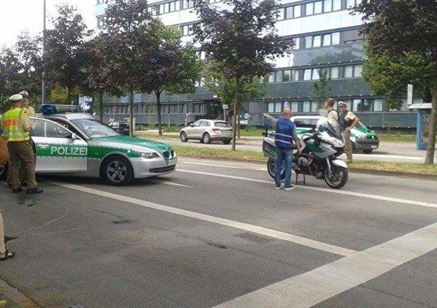 慕尼黑检察院证实袭击案枪手开枪自杀