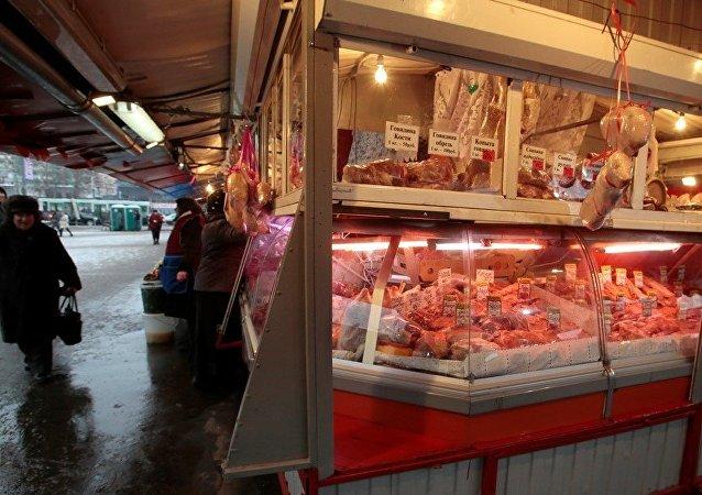 俄罗斯肉类制品或将进入中国市场