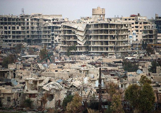 印度国务大臣承诺帮助叙利亚战后重建