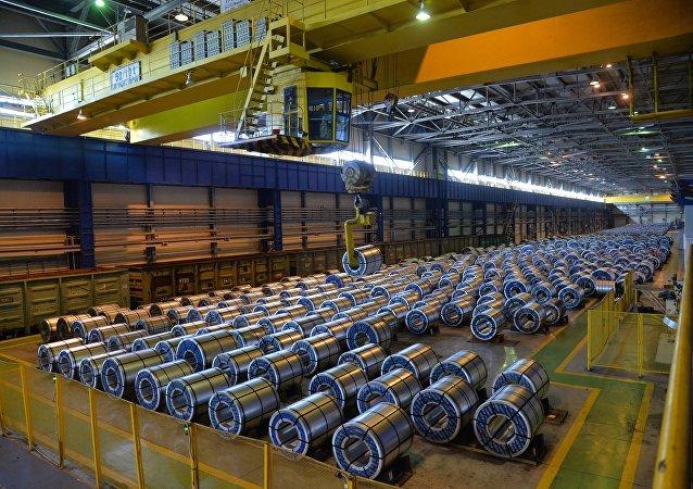 满洲里海关:前11个月对俄出口钢材同比增长超60%