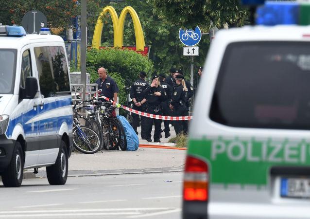 德国检察院:慕尼黑枪击手不存在行凶的政治动机